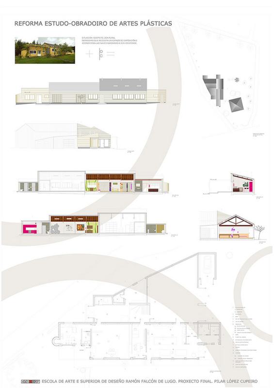 Estudio-obradoiro-de-artes-plásticas-e-deseño_8976713588_l