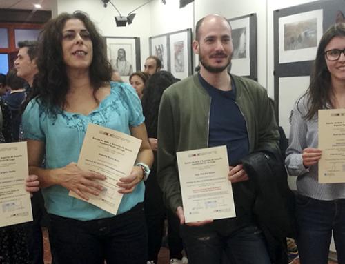 Entrega de los Premios Extraordinarios 2017 en la EASD Ramón Falcón
