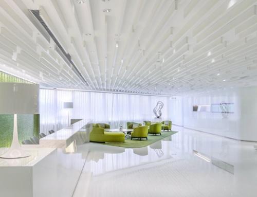 Asistimos a unha xornada sobre Deseño Interior en espazos comerciais