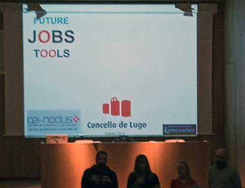 Participamos no obradoiro 'Future Jobs'