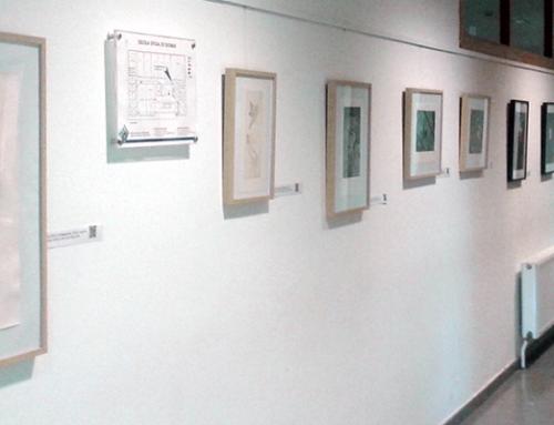 Xa podes visitar a exposición do noso alumnado na Escola Oficial de Idiomas