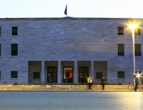 Petraq Papa y Albes Fusha, profesores de la Facultad de Bellas Artes de Tirana, visitarán la EASD Ramón Falcón