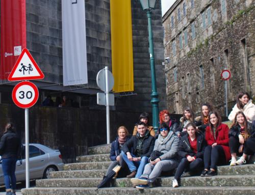 Así foi a nosa visita ao CGAC en Santiago de Compostela