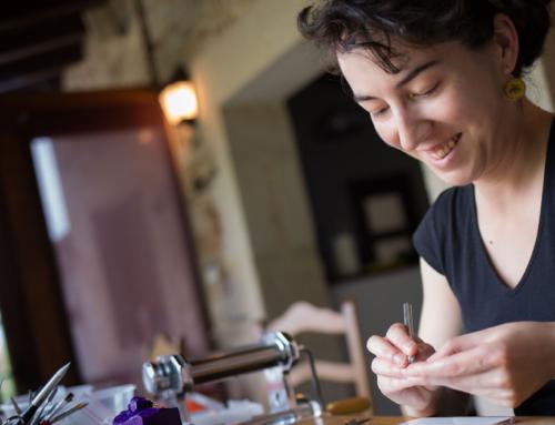 "Iria Pigueiras: ""Es un momento precioso para estudiar Cerámica Artística"""