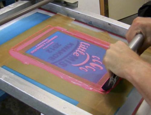 Serigrafía Artística: inscripción en las pruebas de acceso para el curso 2019/20