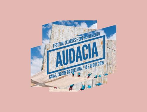 Inscríbete para asistir a 'Audacia', Festival de Artes e Emprendemento