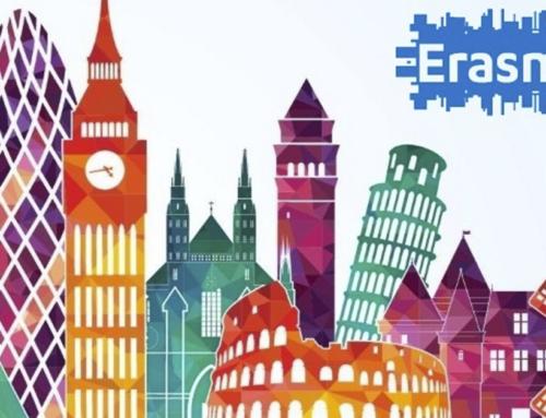 Erasmus+: Convocatoria de solicitudes de movilidad para estudiantes para el curso 2019/20