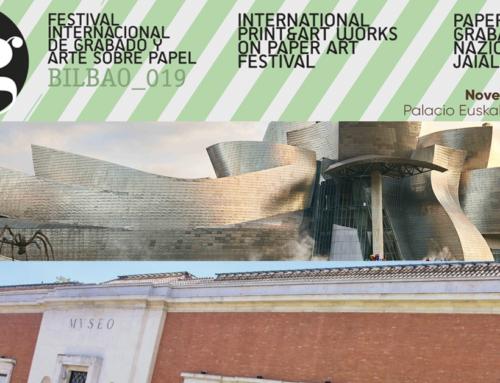 Organizamos un viaje cultural a Bilbao: Festival Internacional de Grabado, Museo Guggenheim y Museo de Bellas Artes