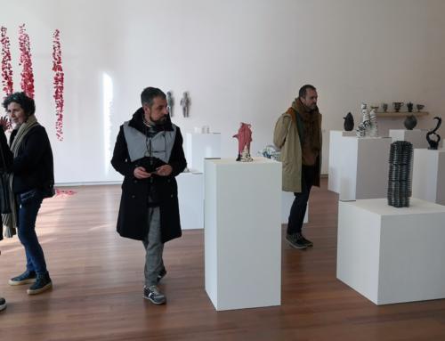 Visitamos la XIV Bienal Internacional de Cerámica Artística de Aveiro