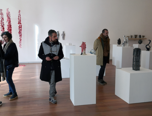 Visitamos a XIV Bienal Internacional de Cerámica Artística de Aveiro