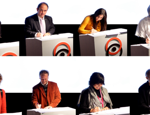 A EASD Ramón Falcón adhírese á Declaración sobre a Ensinanza de Deseño
