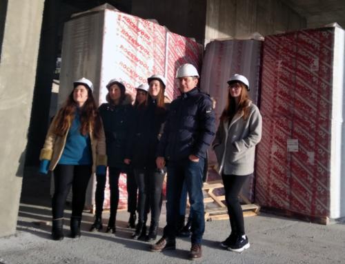 Visitamos a primeira obra plurifamiliar en Galicia con certificado Passivhaus