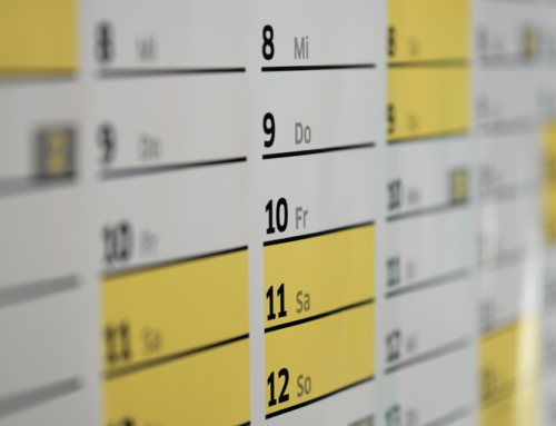 Calendario actualizado para o final do curso 2019/20